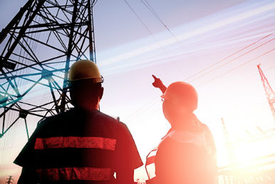 grid services, commercial energy management