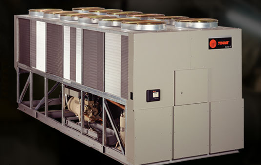Series R™ Helical Rotary Chiller Model RTAC